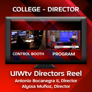 08 COLLEGE - DIRECTOR 2021