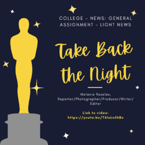 10.7.20 2. UIW NATAS Student Production Awards Nominees (October 2020)